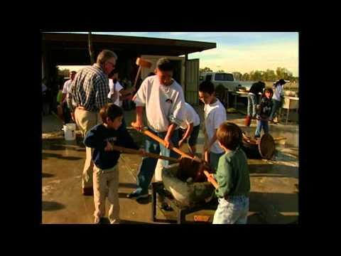 Visiting with Huell Howser: Japanese Mochi