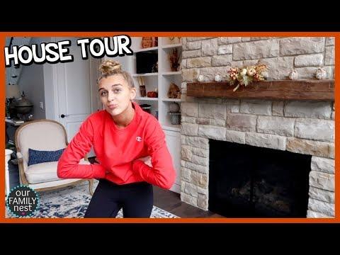 HOUSE TOUR ~ FALL HOME DECOR!