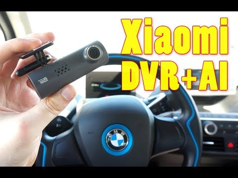 Xiaomi 70mai Dash Cam - Simple Cheap Car DVR, BMW I3