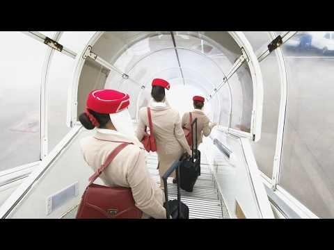 Emirates: a world of good times