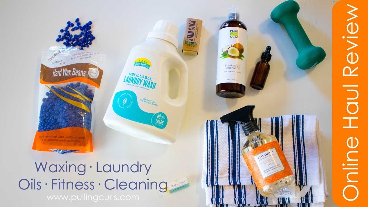 online haul review wax beans mrs meyers dish soap green fills laundry