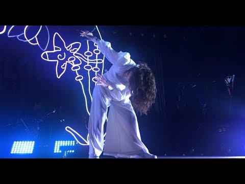 Lorde performs Bravado Live in Auckland, New Zealand 14.11.17