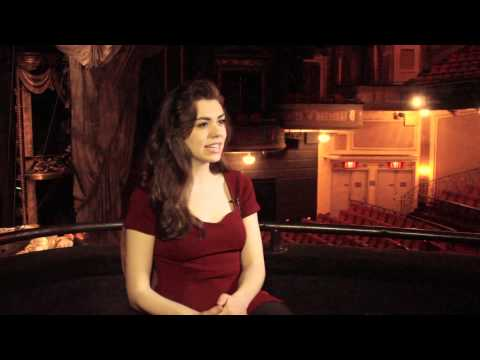 Kaley Ann Voorhees talks about Broadway, Christine Daae and her future