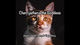 Heidi Cherry & Vaya - Cherryathena the Goddess - Children's Bedtime Story/Meditation
