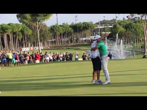 Thorbjorn Olesen Turkish Airlines Open 2016 - Regnum Carya Golf Spa Resort Hotel