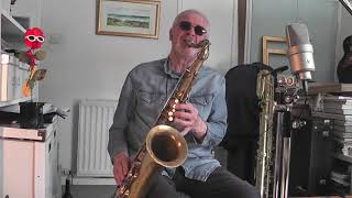 Are You Lonesome Tonight? on Tenor Sax