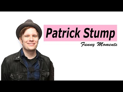 Patrick Stump Funny Moments