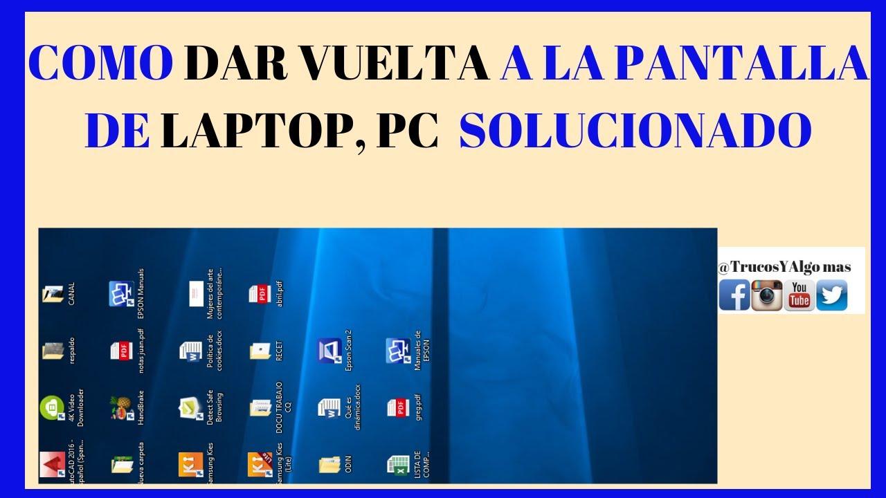 Pantalla De Computadora Laptop