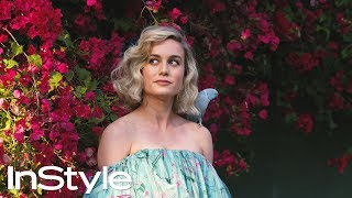 Behind the Cover with Brie Larson | Cover Stars | InStyle