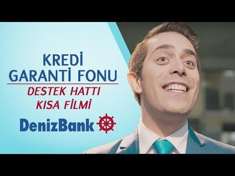 DenizBank Kredi Garanti Fonu (KGF) Destek Hattı- Kısa Film