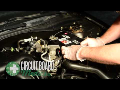 Ford Fusion PCM Repair and Removal - YouTube 06 Ford Fusion Pcm Wiring Diagram YouTube