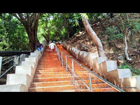 Tirupati Steps Way    Srivari Mettu To Tirumala
