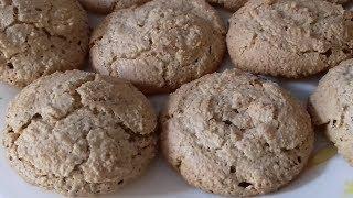 миндальное печенье  видео рецепт