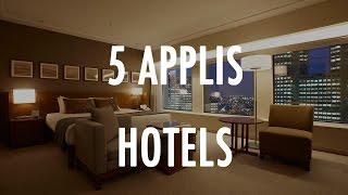 Le TOP 5 - Les applications pour payer moins cher les hôtels