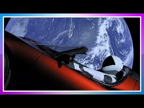 Space X Falcon Heavy Rocket Launch, Intel Smart Glasses , And More ...