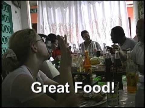 Haiti 2002 - CRC's Initial visit to Tiburon