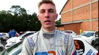 Michel Mueller   Final Rally de Pomerode 2016