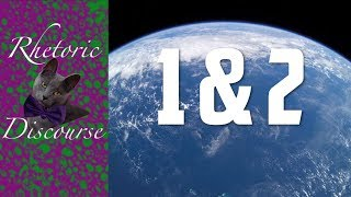 """Debunking 200 """"Proofs"""" for a Flat Earth 1 and 2"""