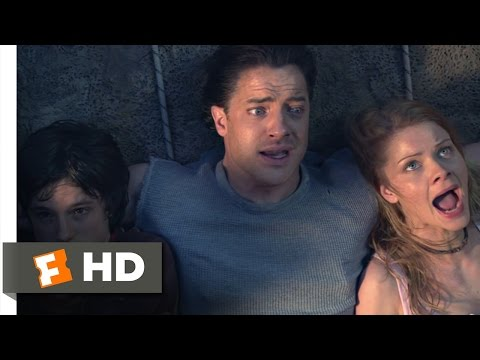 Journey to the Center of the Earth (10/10) Movie CLIP - Skull Ride (2008) HD