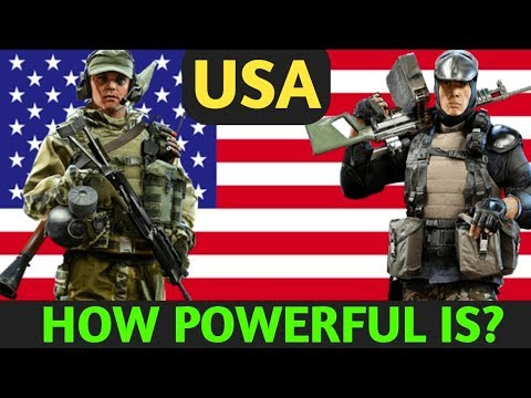 USA MILITARY POWER 2018 | United States Army Power |US Army Forces