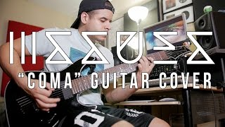 """Issues -  """"Coma"""" (Guitar Cover) w/Tabs"""