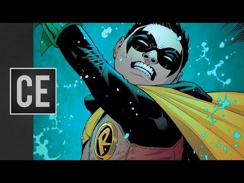 DC Comics: Damian Wayne Explained