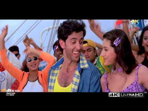Pyar Ki Kashti Mein 4K 2160 Kaho Naa    Pyaar Hai 2000