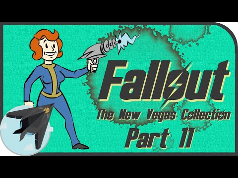 The New Vegas Collection Part 11 - Rounding Out The Snow Globes (Fallout: New Vegas Let's Play)