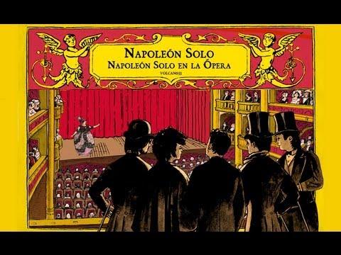 Клип Napoleon Solo - Perdiendo El Tiempo