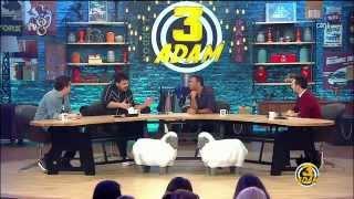 3 Adam - Mustafa Sandal'ın Unutamadığı Sahne Anıları (3.Sezon 3.Bölüm)