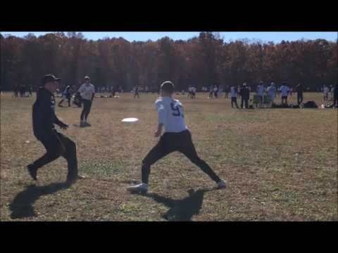 WCU Men's Ultimate fall 2016