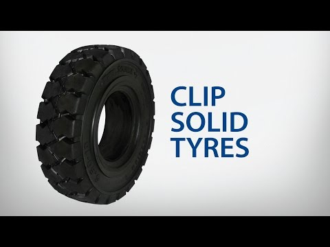 HOW TO use the tyre press (Solid standard tyre)