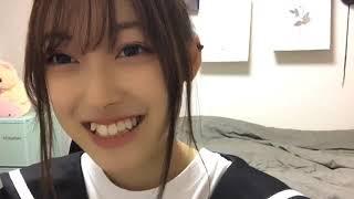 2019年10月18日17時29分 ザ・コインロッカーズ155番福田瑠佳SHOWROOM配信.