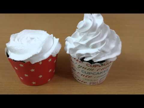 """Series """"Hướng dẫn trang trí bánh cơ bản"""": Trang trí cupcake - Episode 1"""