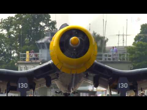 The 2020 Flying Legends Airshow Trailer