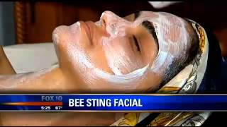 Bee Sting Facial Treatment in Phoenix | Scottsdale Arizona