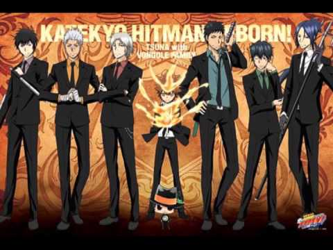Katekyo Hitman Reborn OST - The Guardians, 10 Years Later