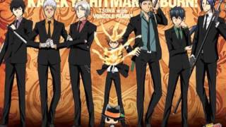 Katekyo Hitman Reborn OST The Guardians 10 Years Later