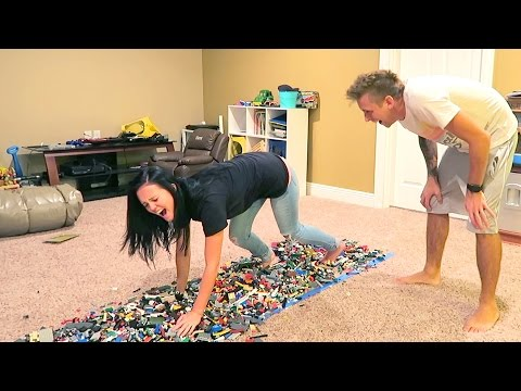 INSANE LEGO CHALLENGE!!