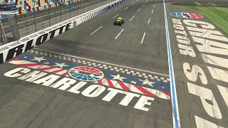 iRacing Presents - Charlotte Motor Speedway 2018