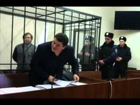 Lawyer Victor Smaliy on trial in Ukraine