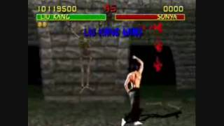Mortal Kombat- test your might