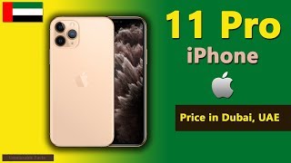Apple iPhone 11 Pro price in UAE | iPhone 11 Pro specs, price in Dubai