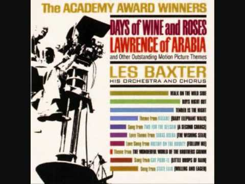 Days of Wine and Roses +1 /  Les Baxter