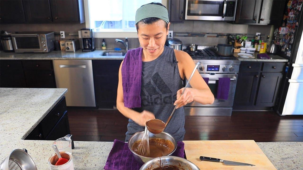 Chef Daniel Eardley's Budino