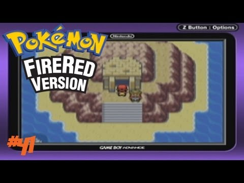 Pokemon FireRed/LeafGreen-Episode 41: Tanoby Ruins