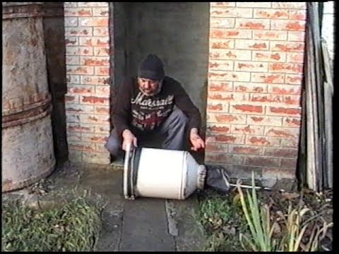 видео: Унитаз для туалета на улице