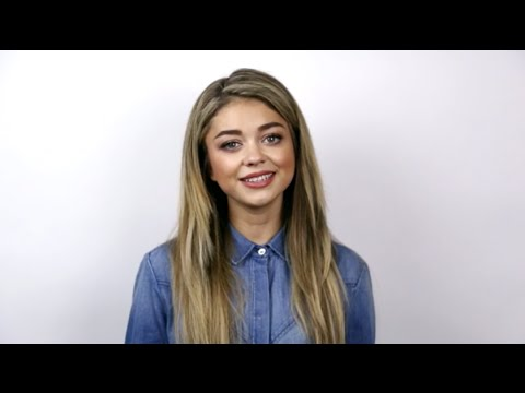 Sarah Hyland's Love Life Is Sexy | InStyle