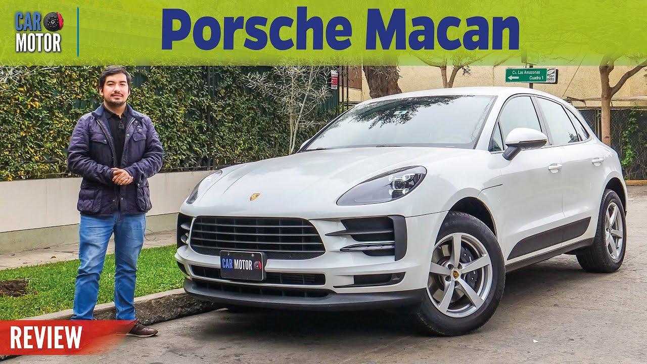 Porsche Macan - La SUV más divertida de su segmento🚗 | Car Motor