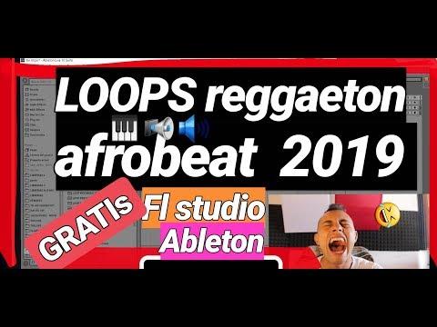 🎁🔊🎹 LOOPS DE REGGAETON (2019) // Descargar Loops Para Fl Studio 12 (GRATIS)